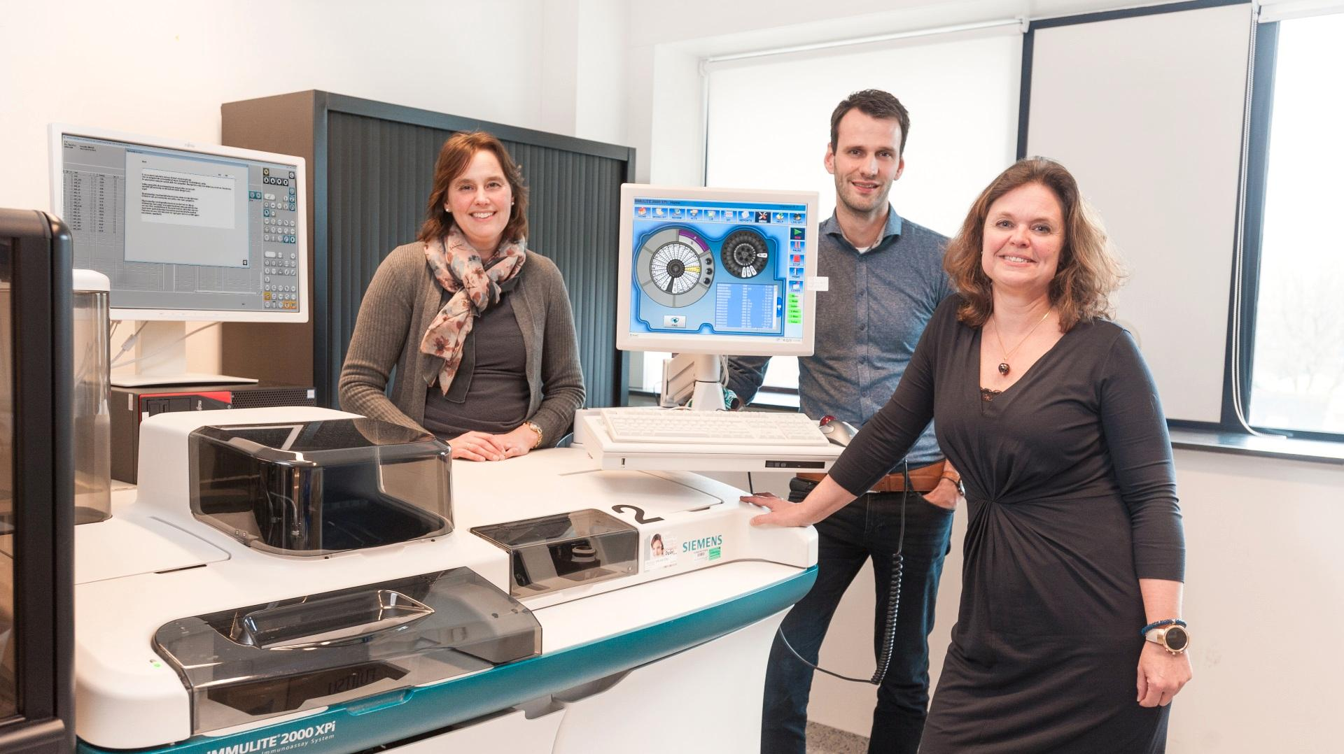 Reinier Haga Medisch Diagnostisch Centrum automatiseert standaard allergieuitslagen