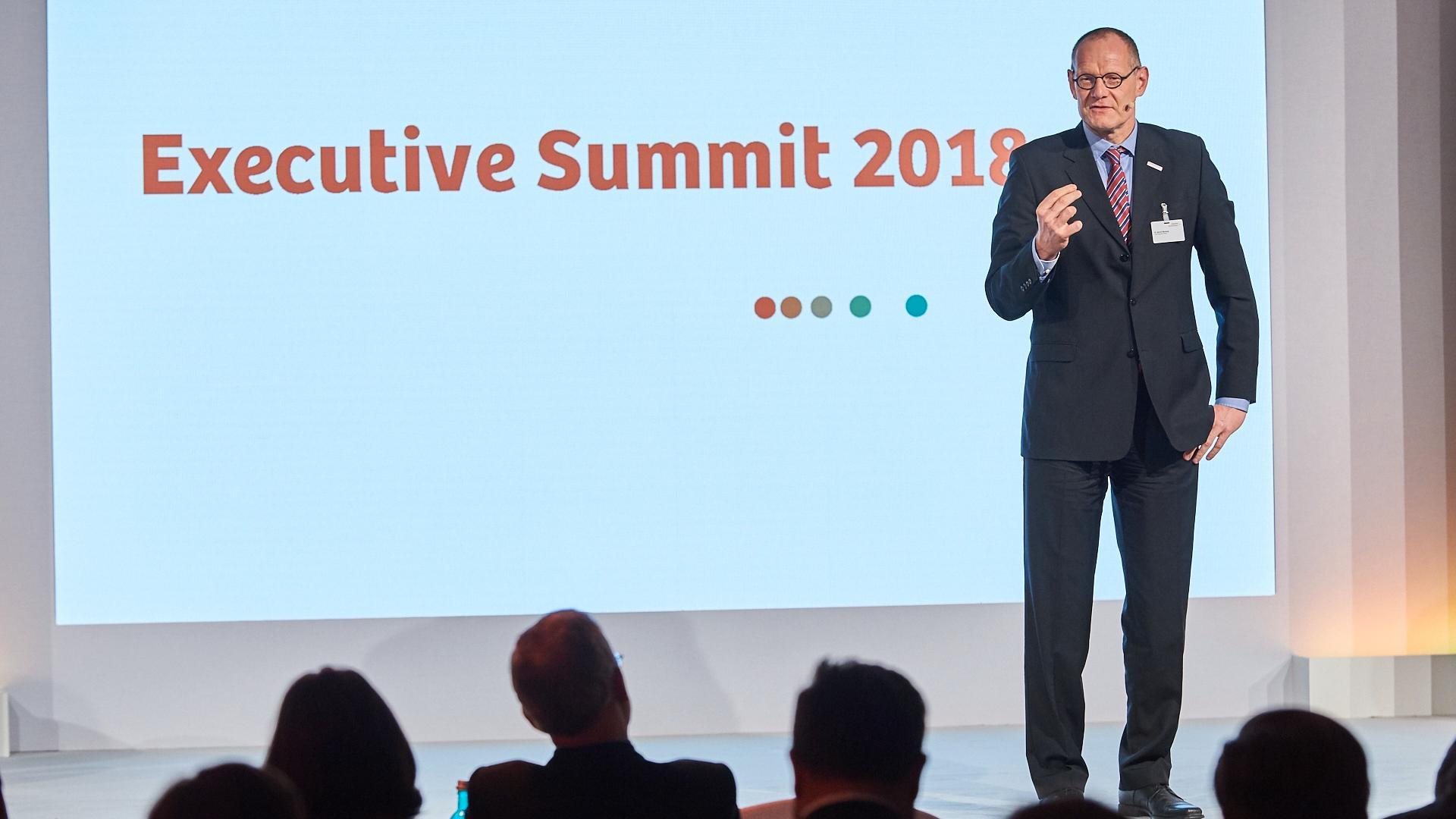 Executive Summit 2018