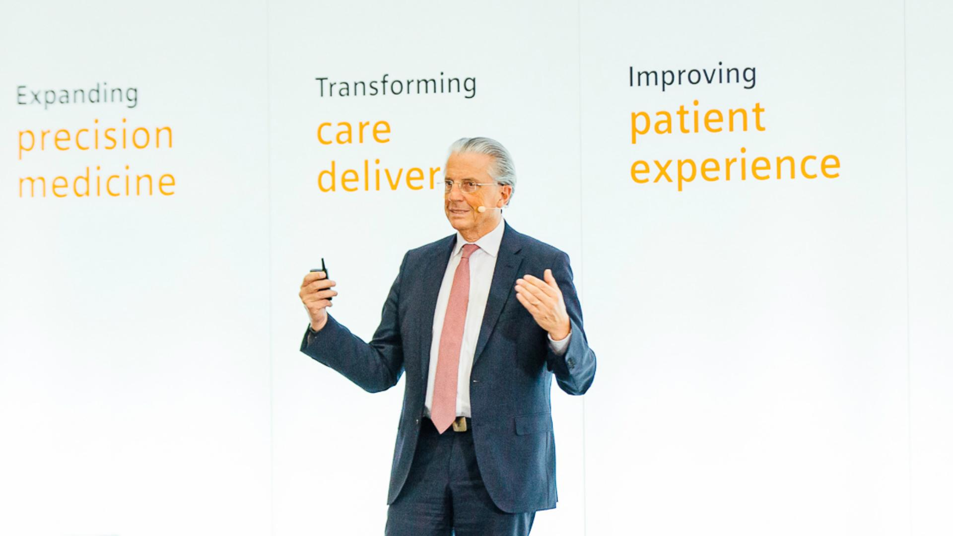 Prof. Dr. Jochen A Werner, CEO of Essen University Hospital, on the clinic's path to a Smart Hospital