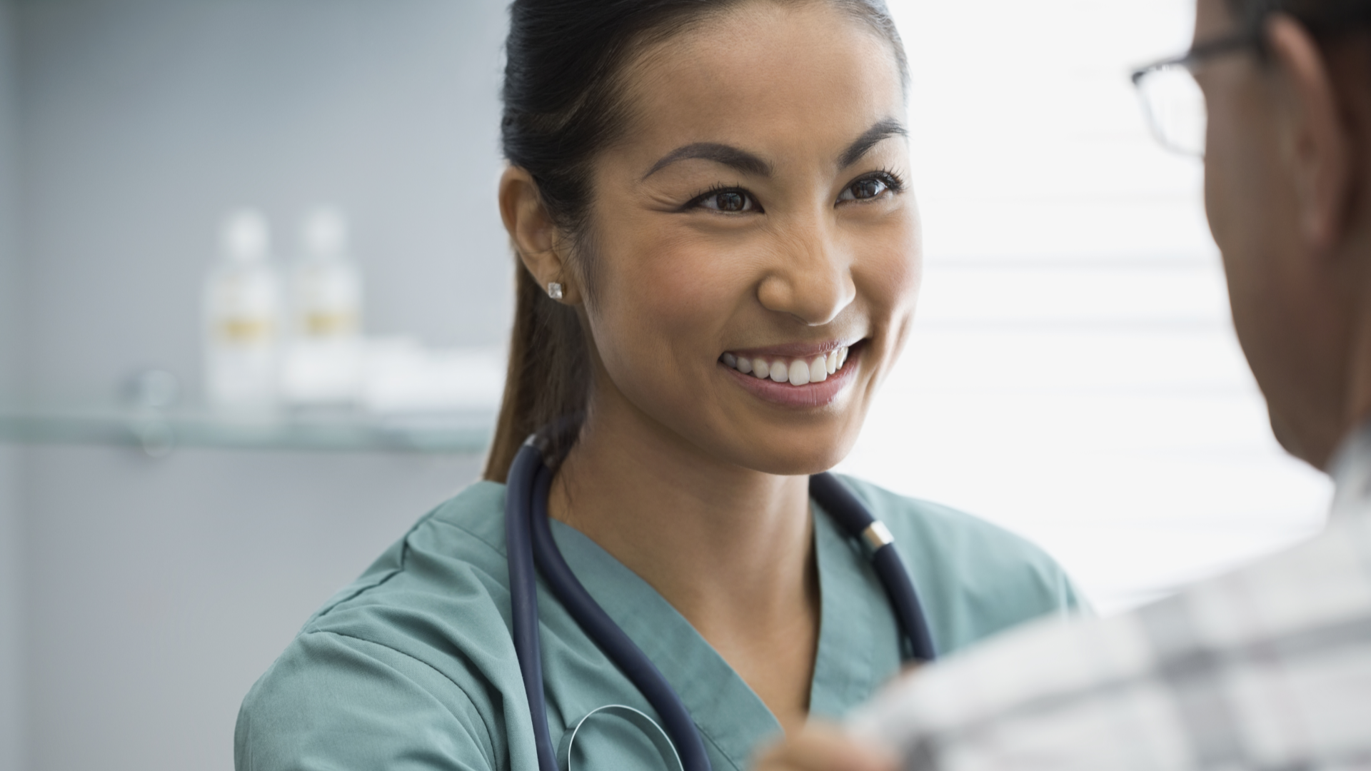 Learn how to improve your patient rating.