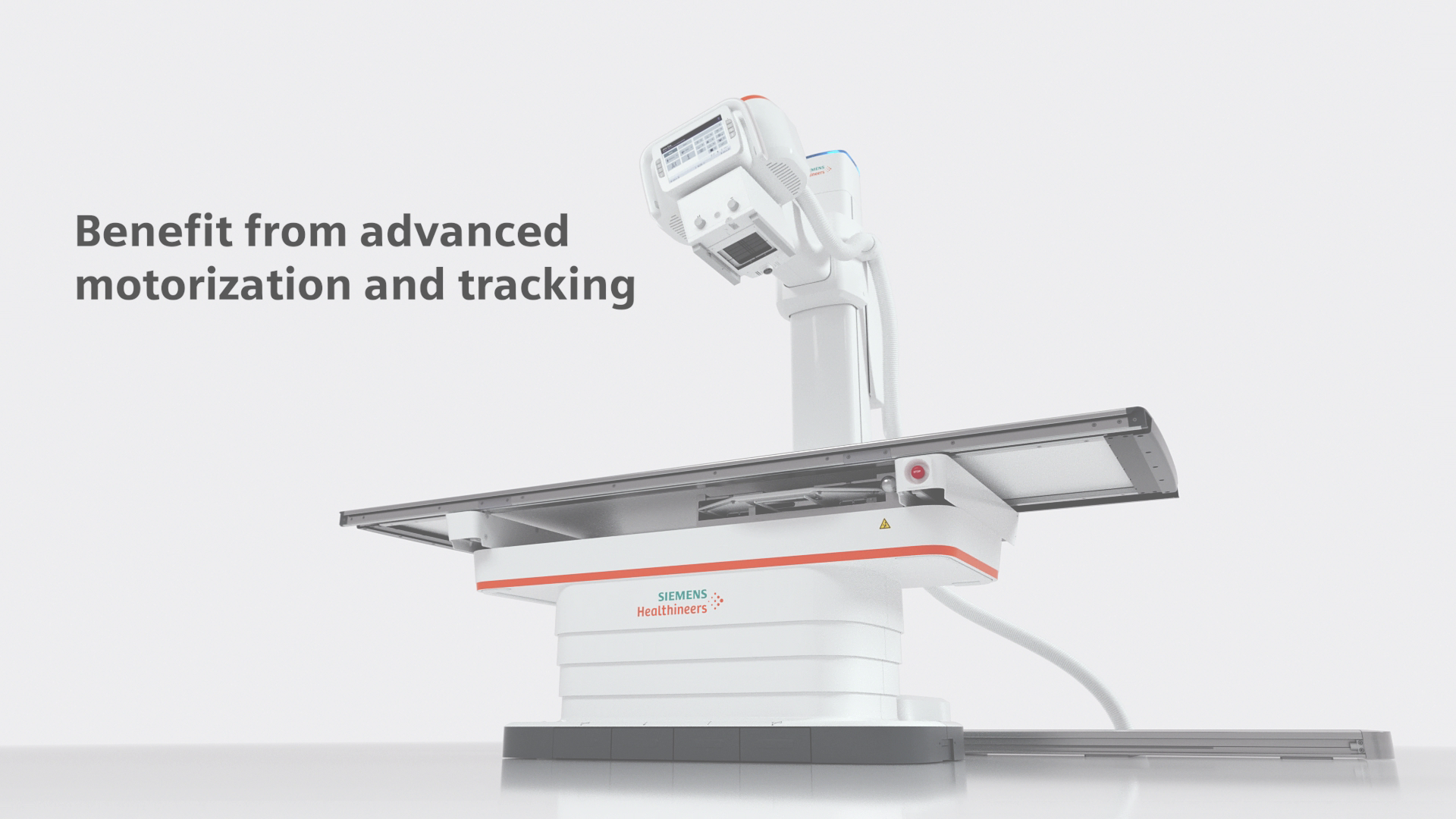 MULTIX Impact – Innovation in floor-mounted radiography