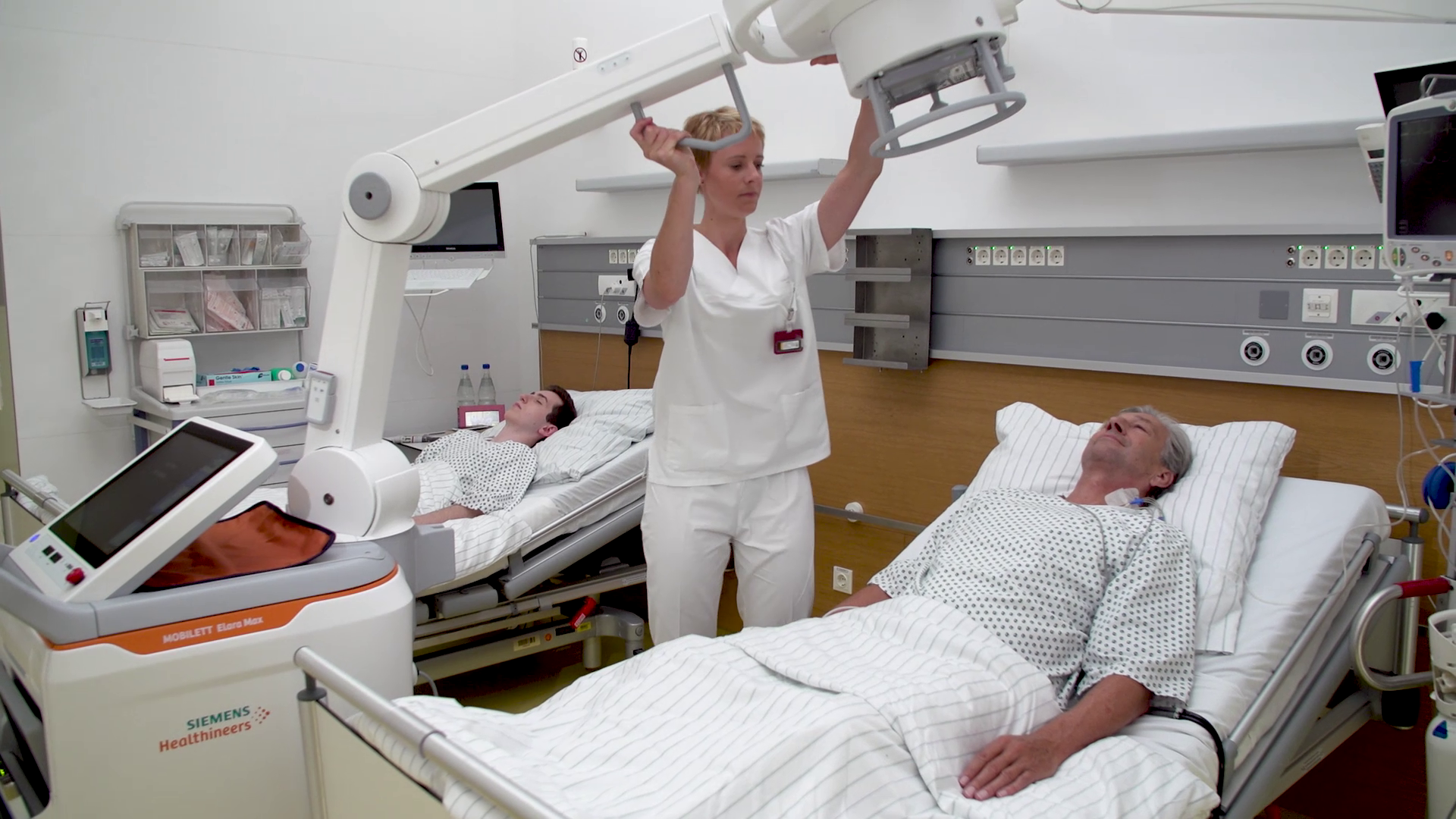 MOBILETT Elara Max – Stand out from the crowd in mobile x-ray imaging