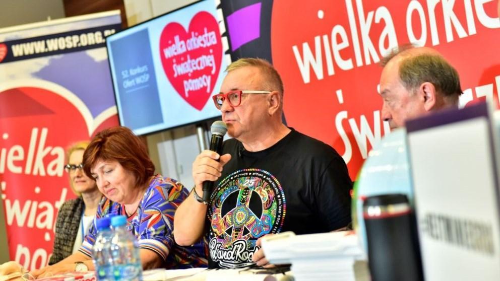 WOŚP Jerzy Owsiak Siemens Healthineers