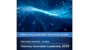 Global Visionary Innovation Leadership Award 2019