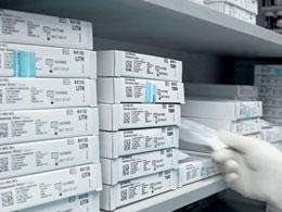 Case Study: Automated Inventory Management in the Lab