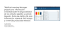 Atellica Inventory Manager