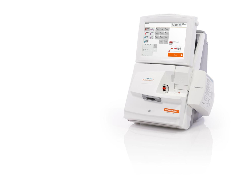 血液ガス分析装置ラピッドポイント500e