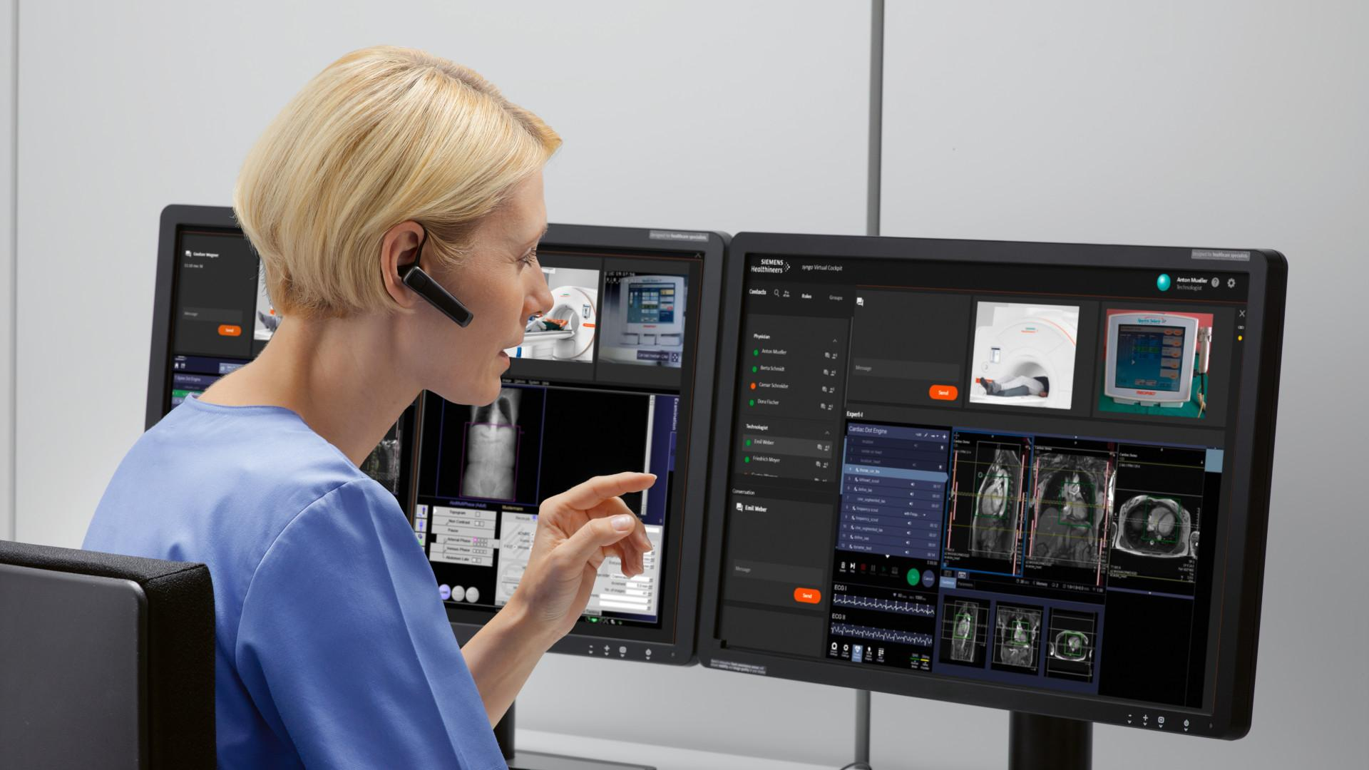 Siemens Healthineers - syngo Virtual Cockpit