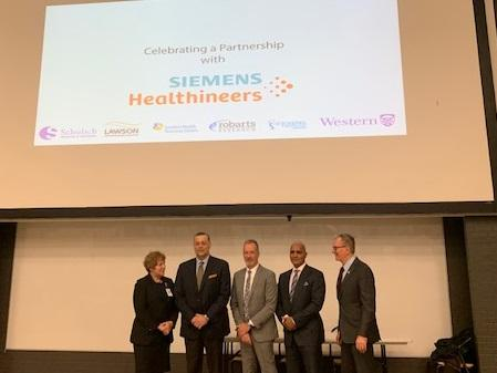 Siemens Healthineers Canada has been selected by London Health Sciences Centre and St. Joseph's Health Care London to provide imaging systems to serve the community of Southern Ontario. <br />