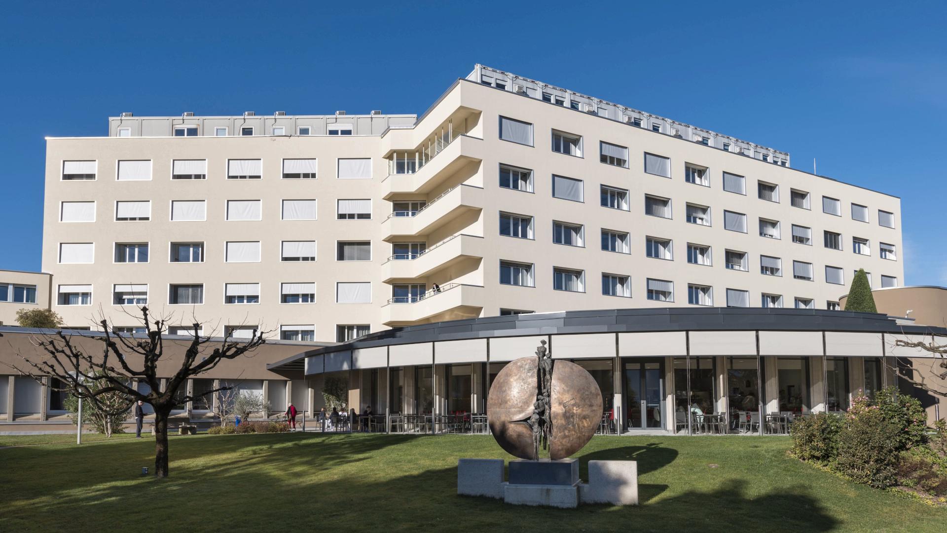 Erstmals in der Schweiz: Siemens Healthineers und Clinica Luganese Moncucco vereinbaren technologische Partnerschaft