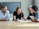 Job shadowing at Siemens Healthineers