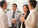 Coffee Roulette at Siemens Healthineers