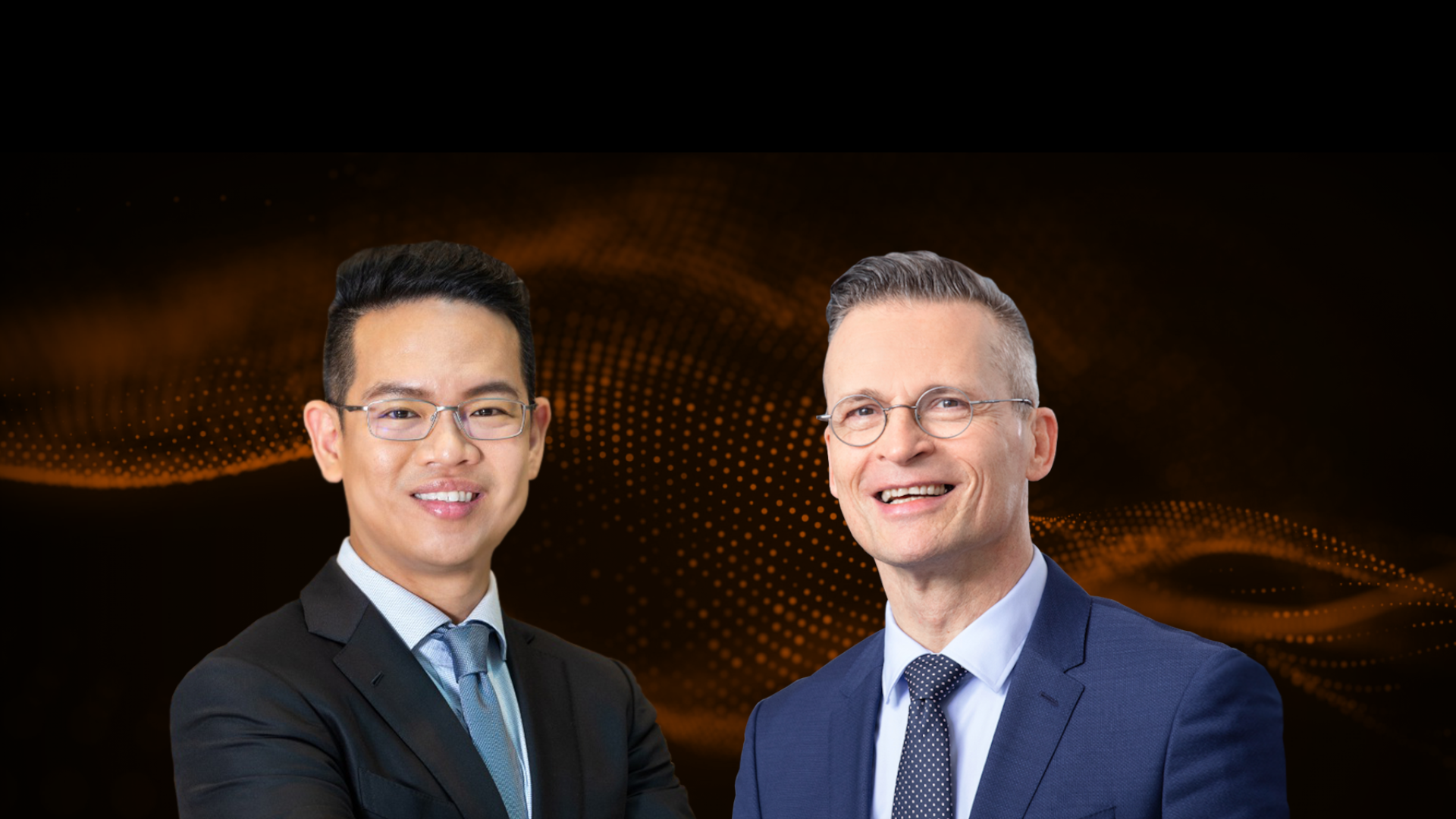 In this podcast, Noel Yeo (l.) and Christoph Zindel discuss why experience may pave the way for future innovations.