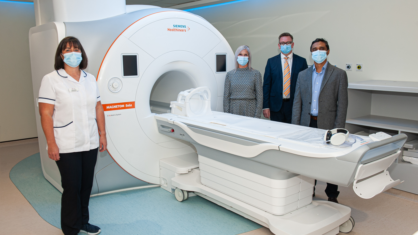 St Joseph's Hospital transforms approach to care with 1.5T MRI from Siemens Healthineers