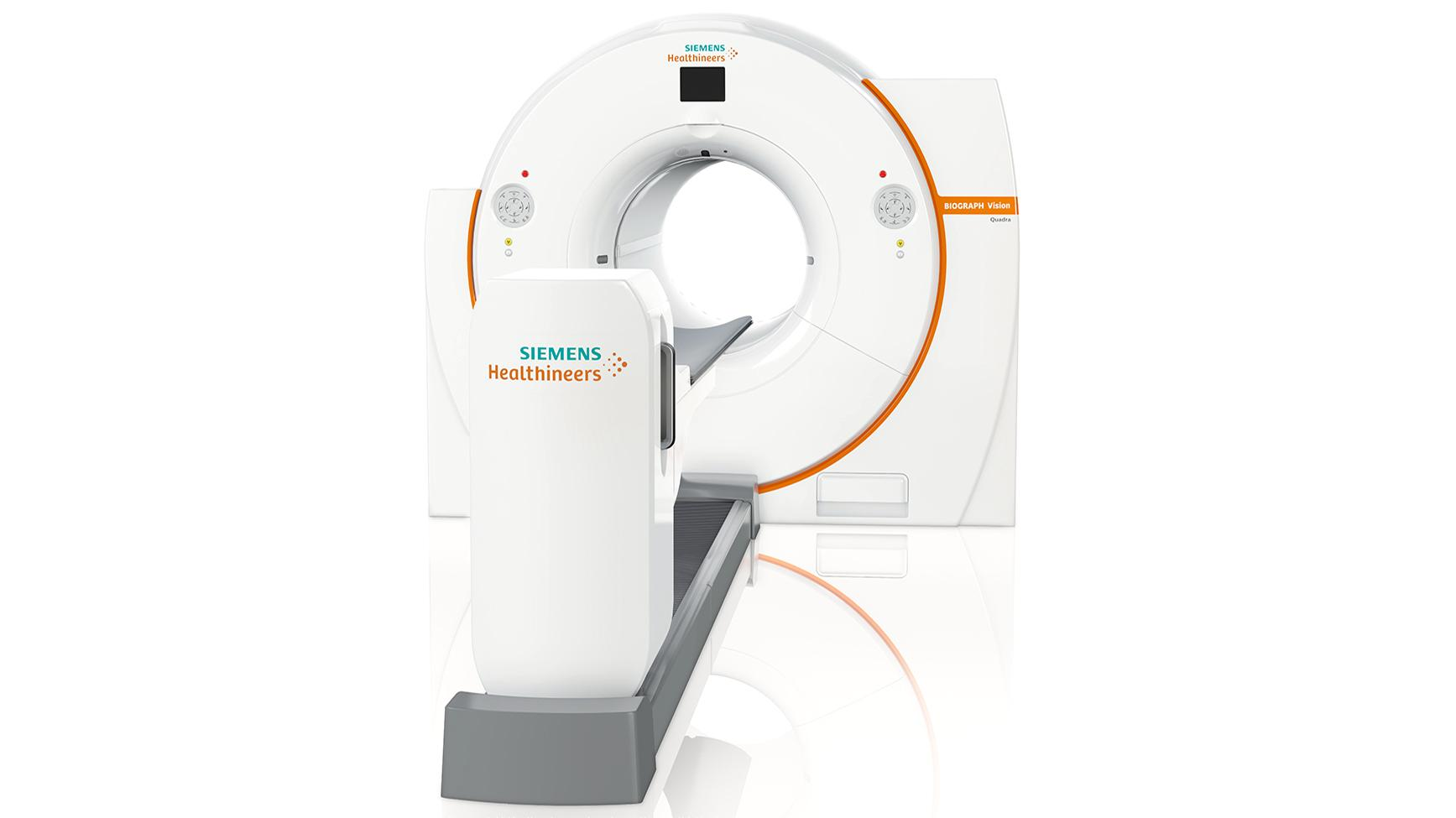 Siemens Healthineers Introduces Biograph Vision Quadra Extended Axial FoV PET/CT Scanner