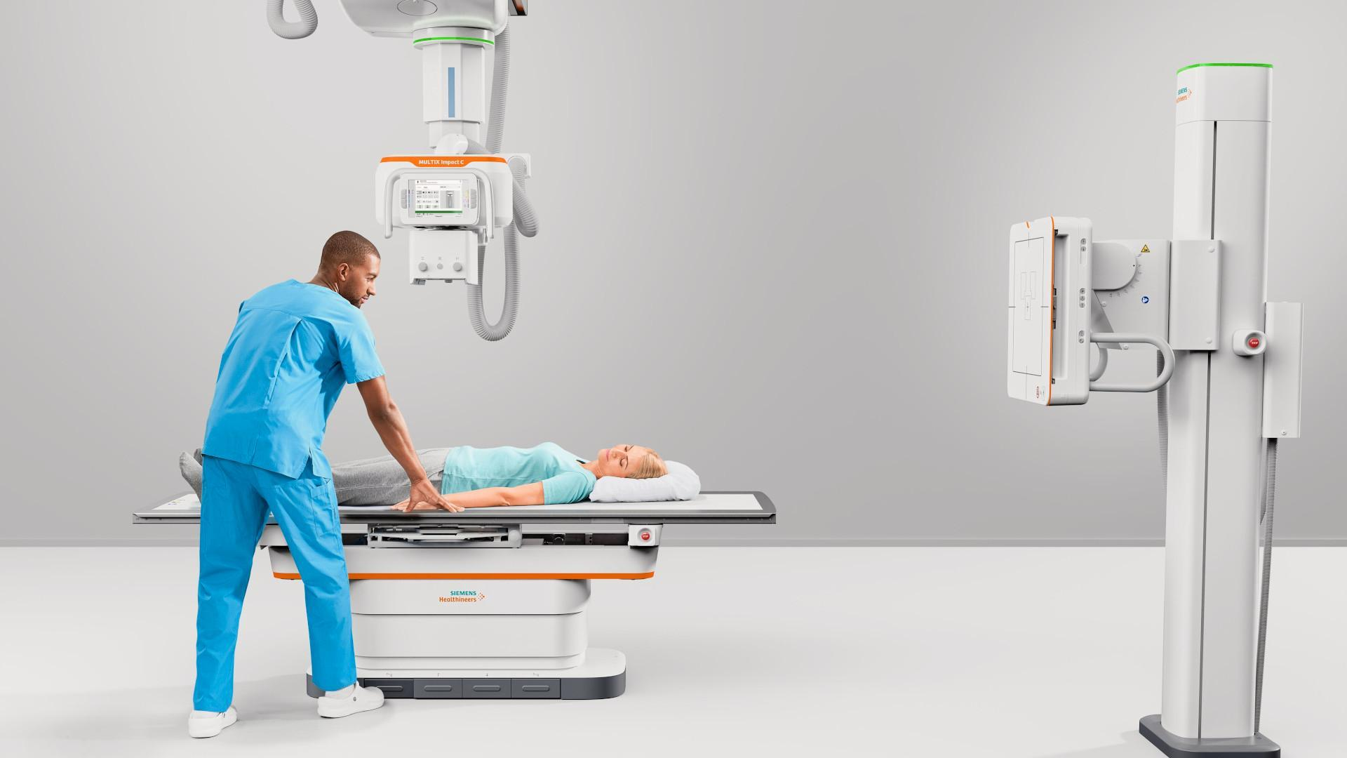 Siemens Healthineers makes high-end X-ray technology more affordable