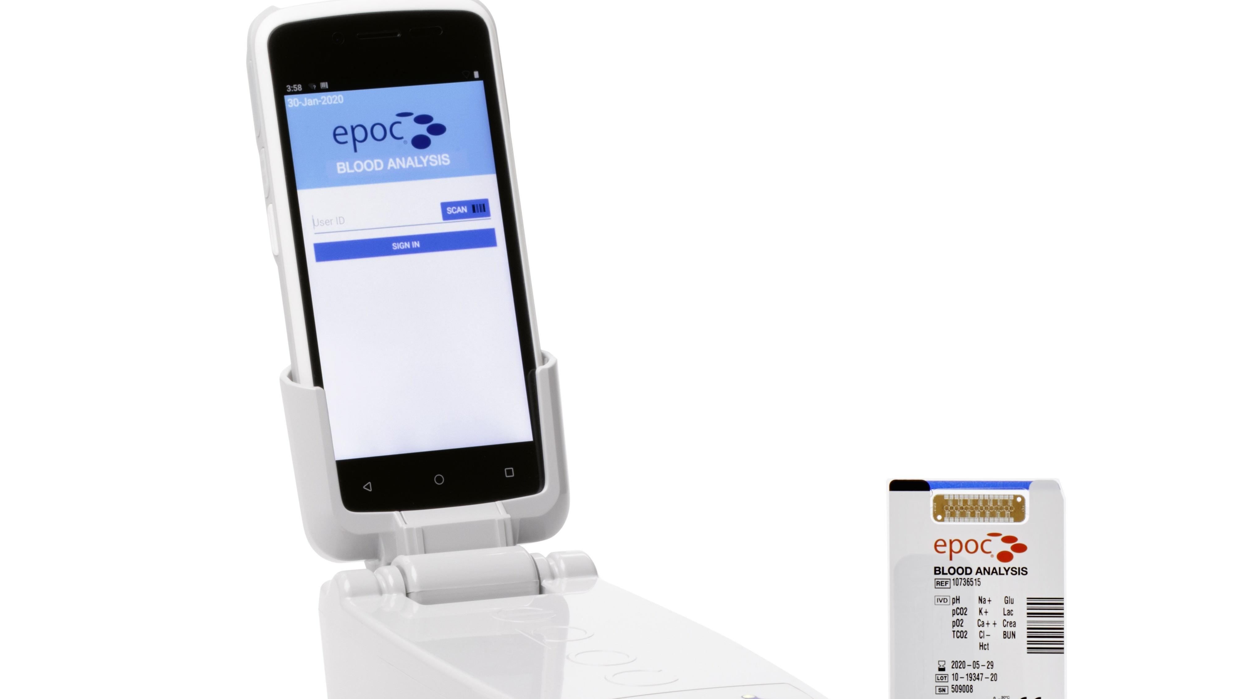 Siemens Healthineers Receives CE Mark and FDA Clearance for the epoc NXS Host Mobile Computer for Point-of-Care Testing