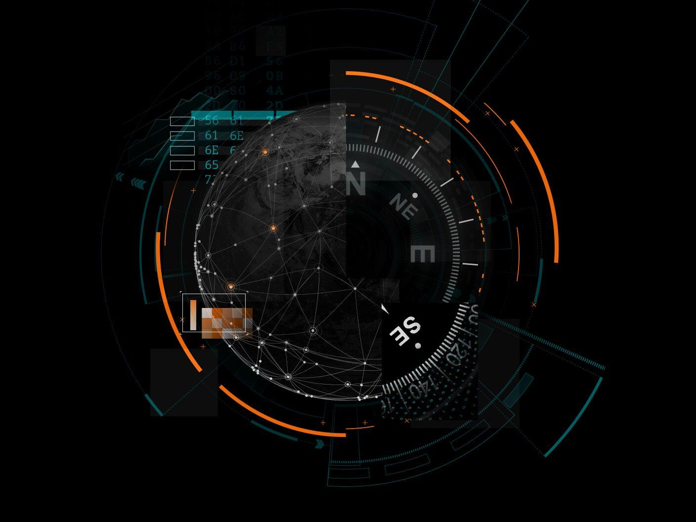 digital compass to symbolize the direction healthcare executive see for digitalizing healthcare