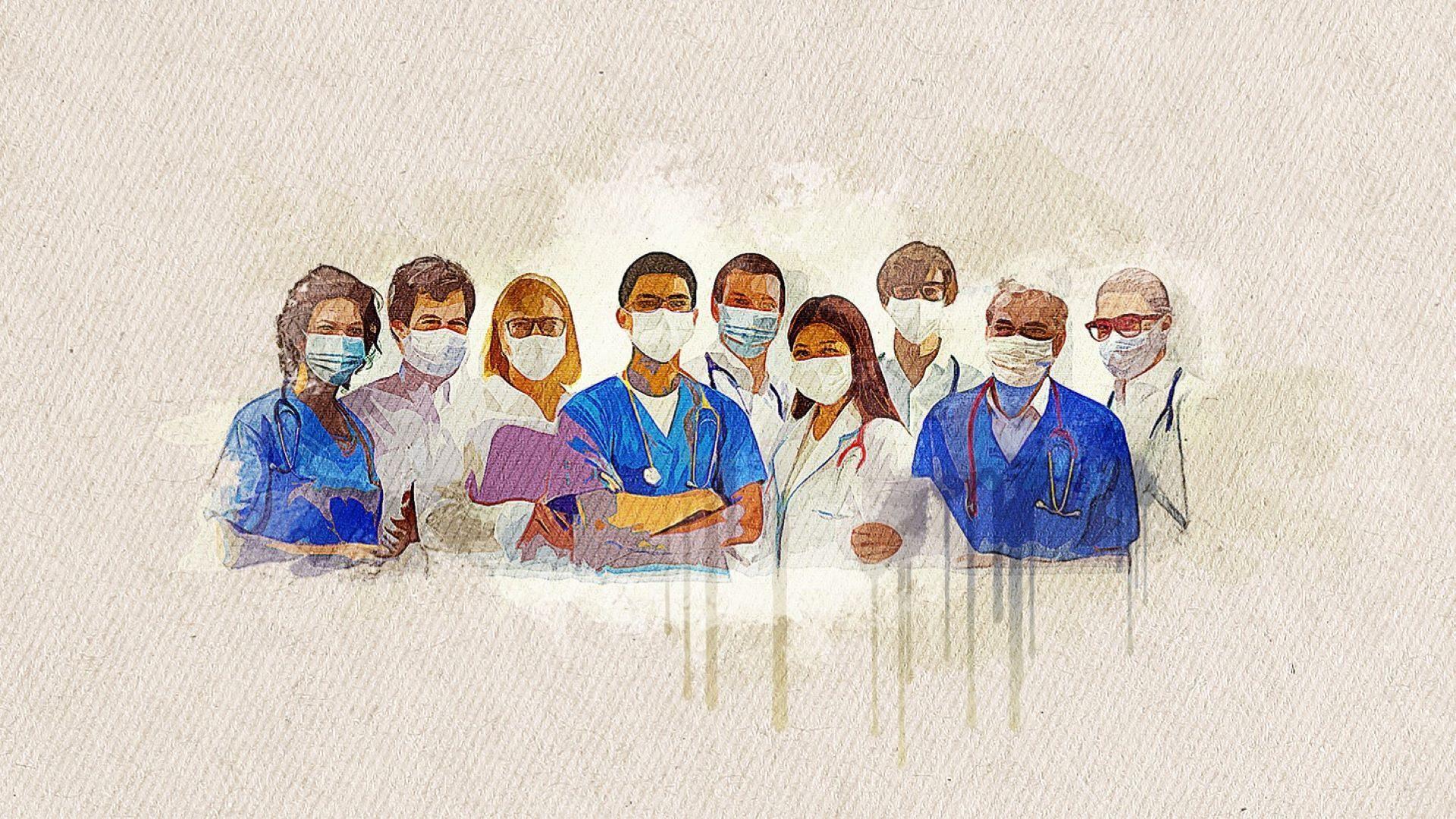Thank You Healthcare Warriors