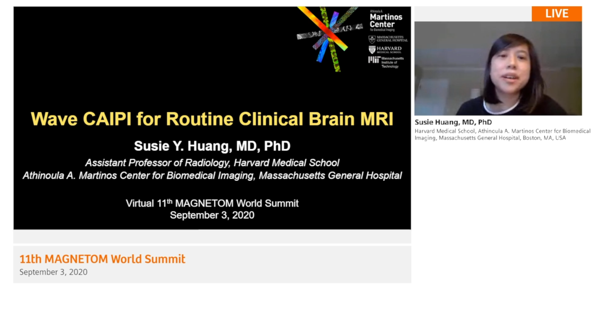 Preview Clinical Talk Susie Huang