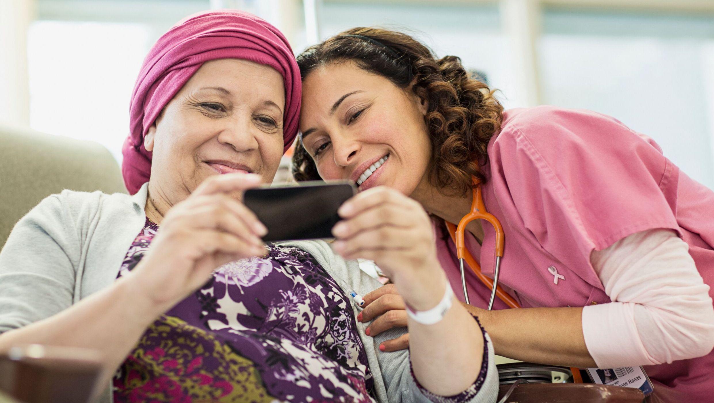 Faire progresser les soins contre le cancer partout dans le monde