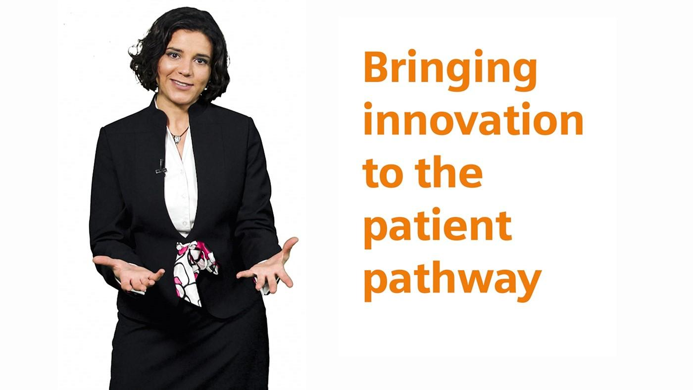 Improving Patient Experience.