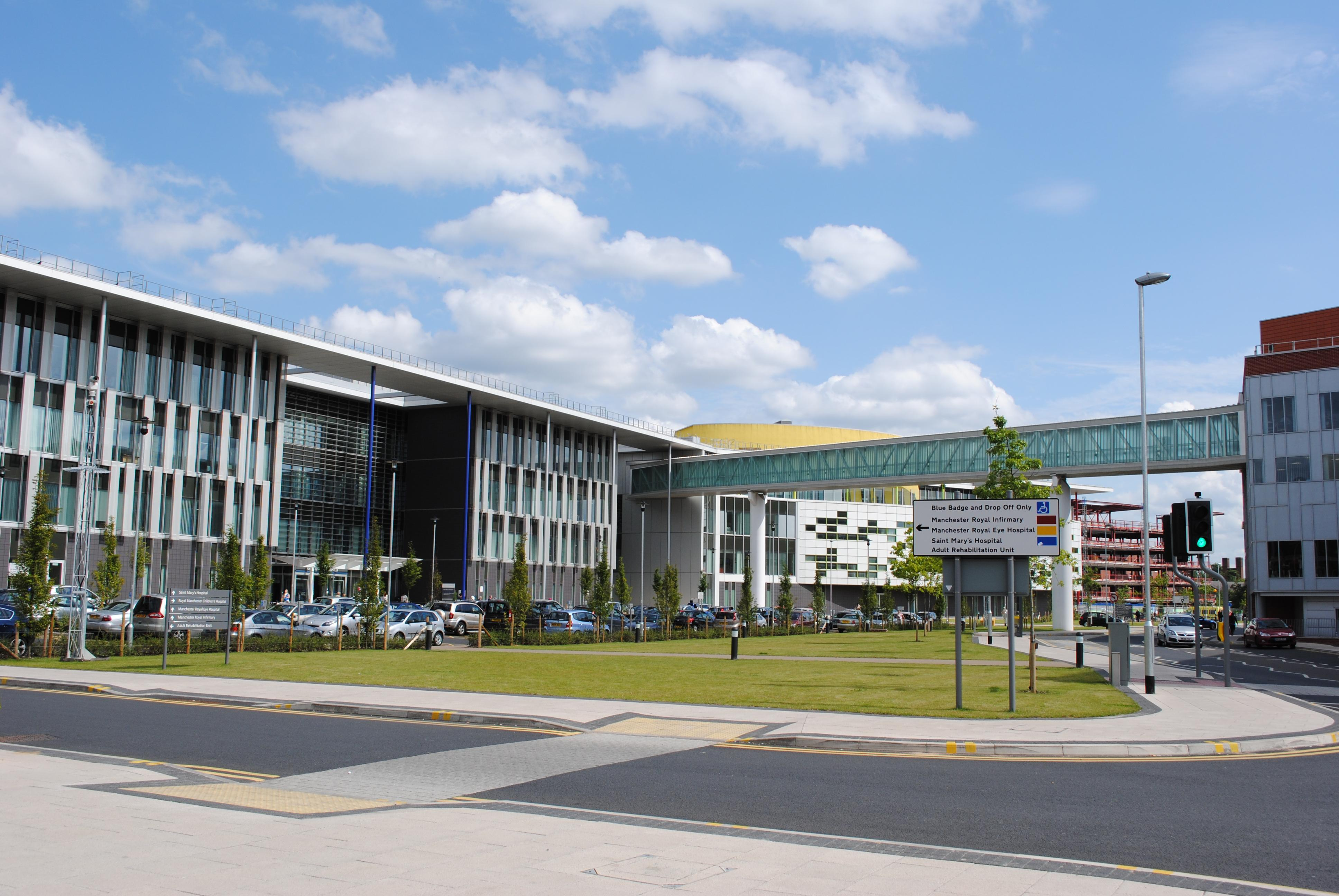 Partnership between Manchester University NHS Foundation Trust and Siemens Healthineers set to transform care delivery in Greater Manchester