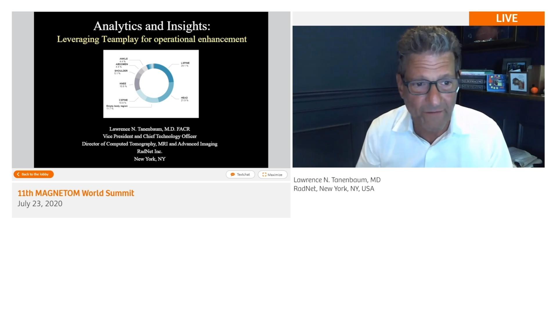 Preview Clinical Talk Mike Tanenbaum