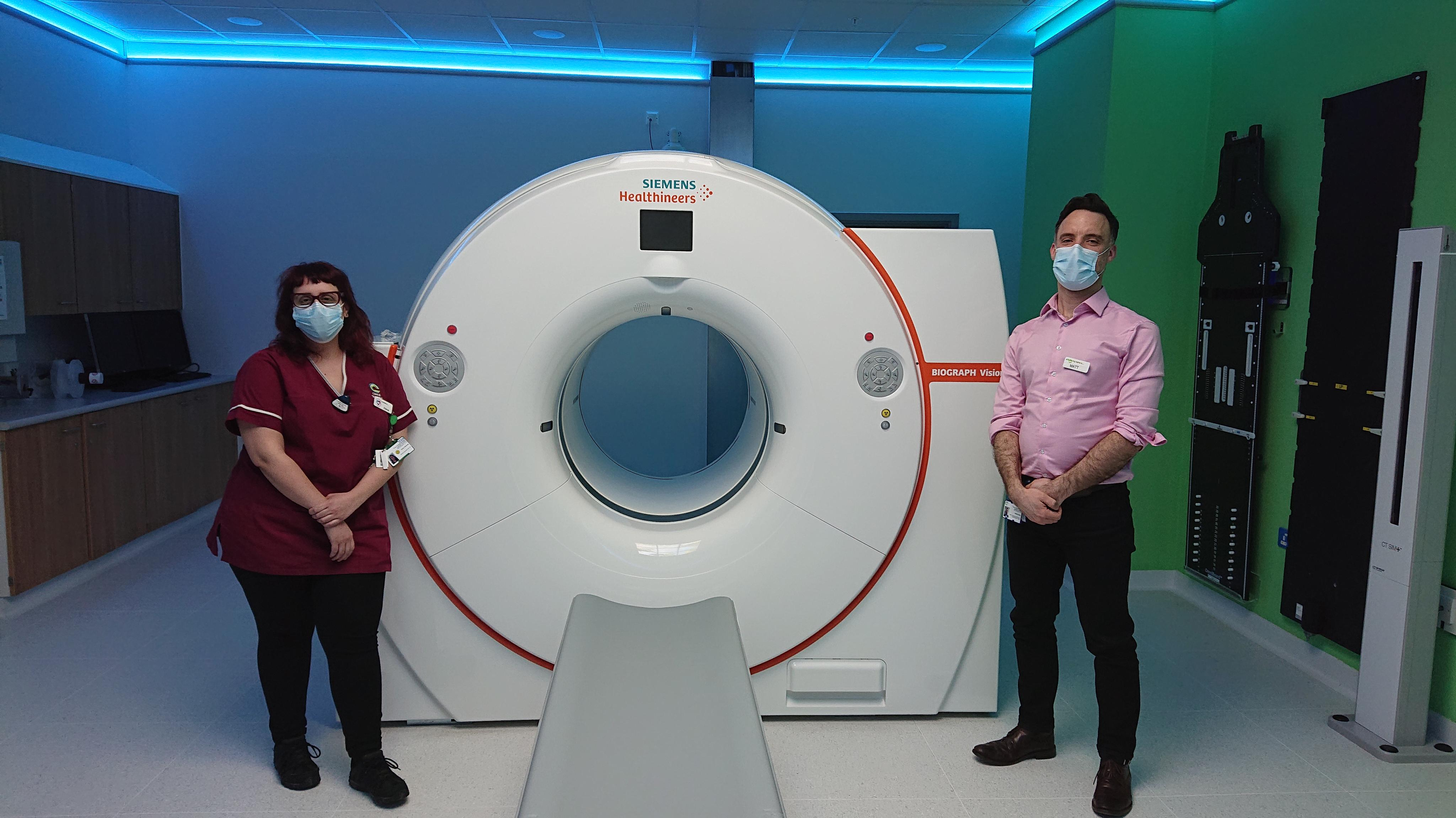 Liverpool's first cancer hospital bolsters COVID-19 response with advanced imaging systems