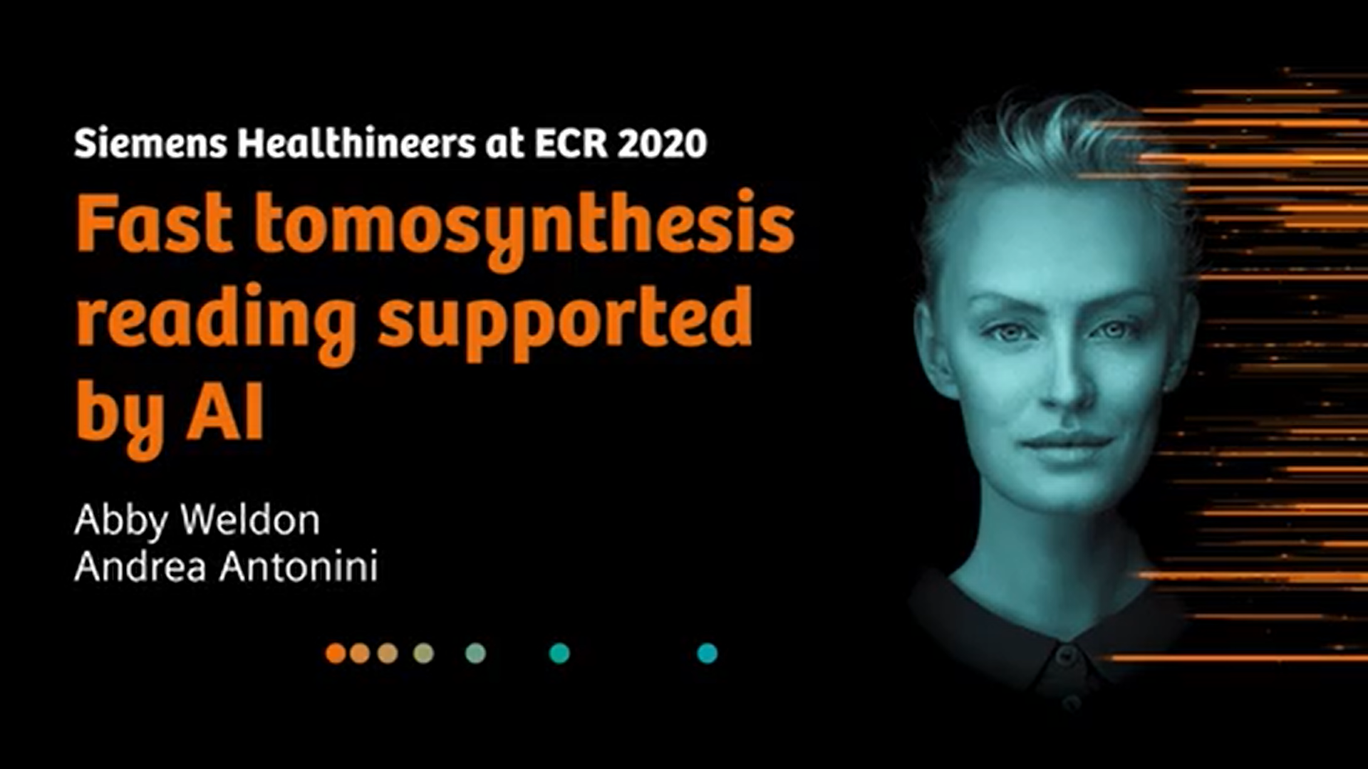 siemens healthineers at ecr 2020