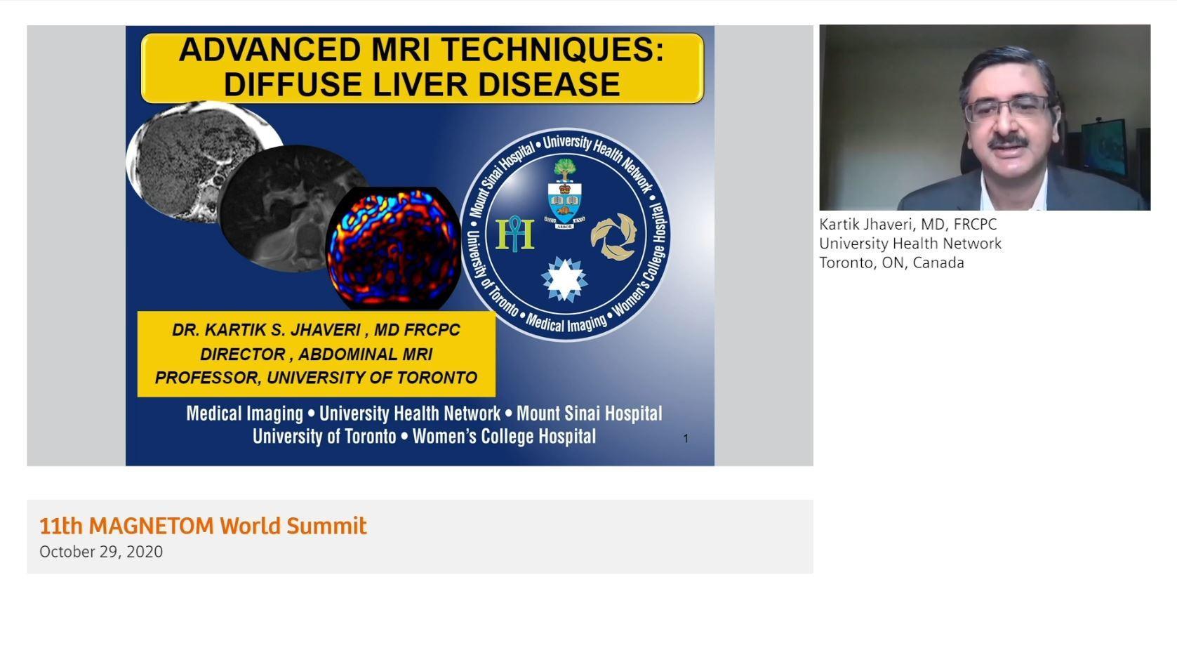 Preview Clinical Talk Kartik S. Jhaveri