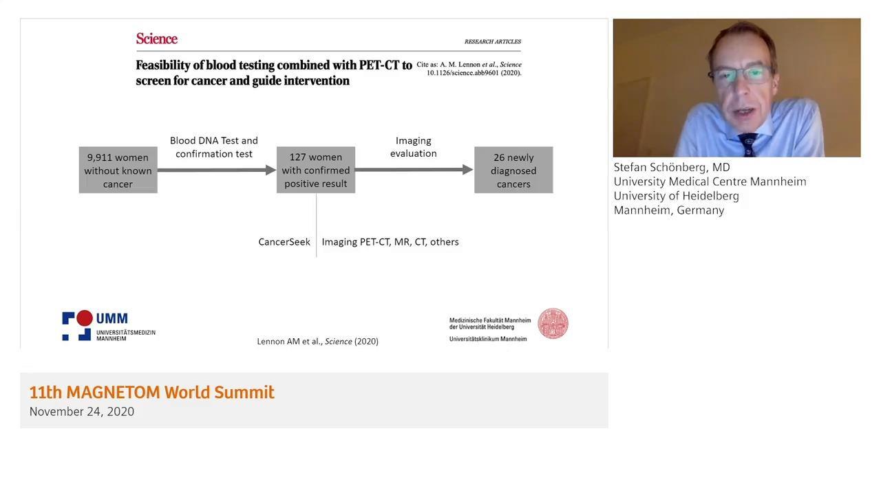 Preview Clinical Talk Stefan Schönberg