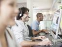 Customer Service Representatives fielding phone calls