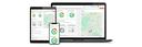 teamplay Fleet ダッシュボードを備えたタブレット、スマートフォン、モニターで、装置の状態とteamplay データを確認することができます。