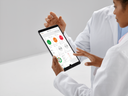 teamplay dashboard for performance management in radiology