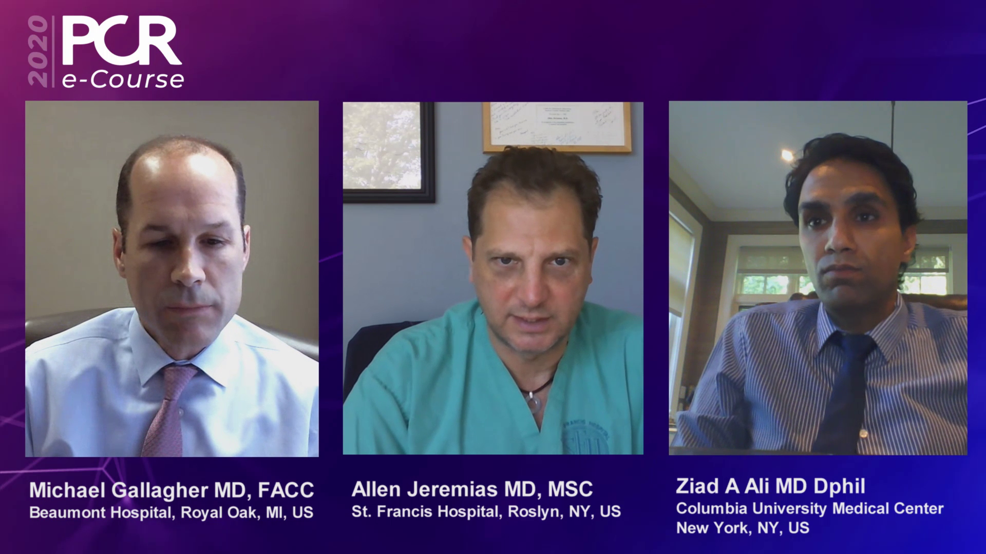 Allen Jeremias, MD, Ziad A. Ali, MD and Michael J. Gallagher, MD