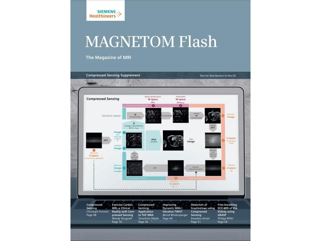 MAGNETOM Flash – Compressed Sensing Supplement