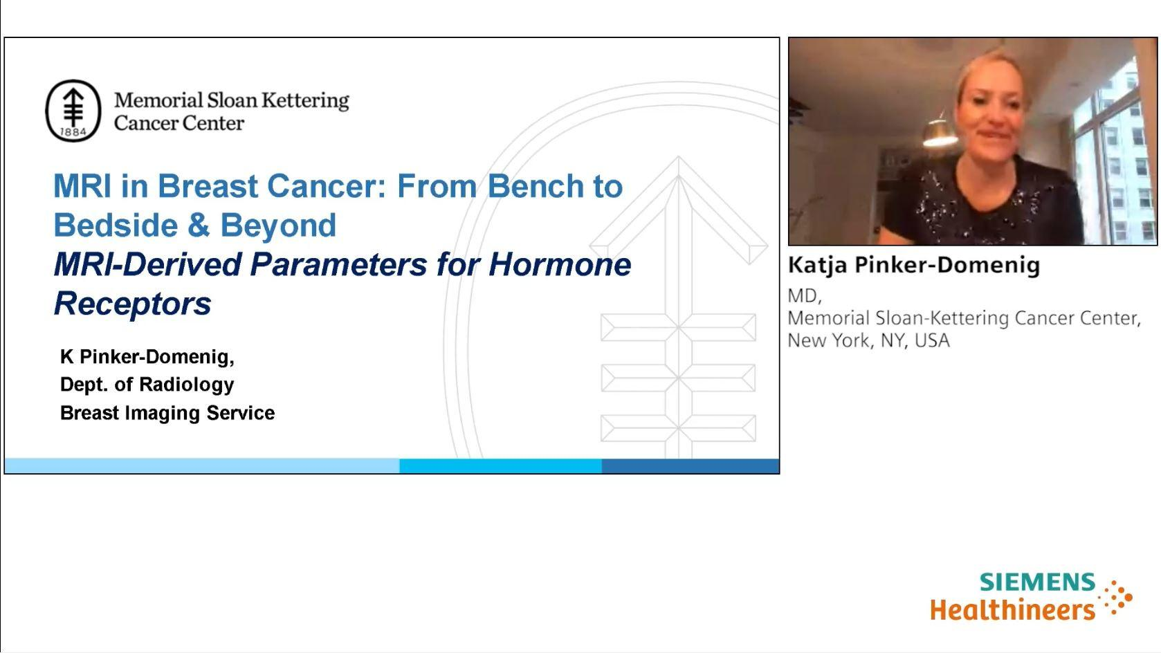 Preview Clinical Talk Katja Pinker-Domenig