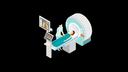 """tomografia <a href=""""https://br.freepik.com/vetores/infografico"""">Infográfico vetor criado por macrovector - br.freepik.com</a>"""
