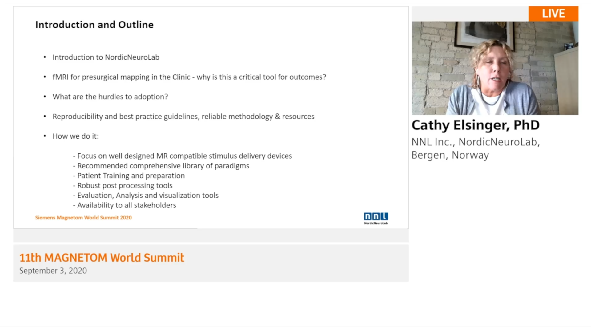 Preview Clinical Talk Cathy Elsinger