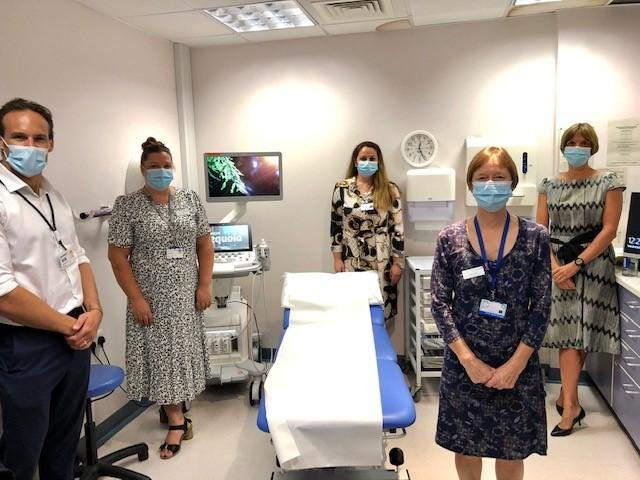 West Suffolk Hospital personalises patient approach to breast ultrasound