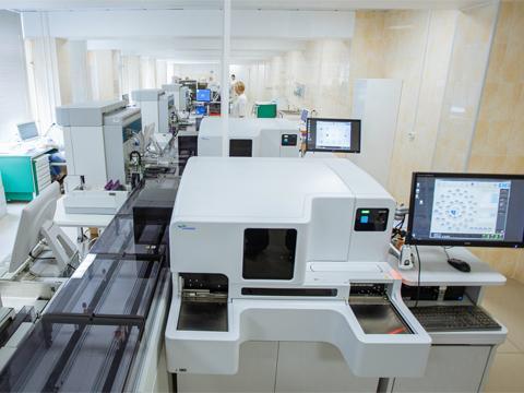 Централизация лабораторий