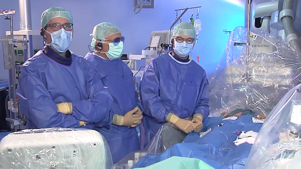 TAVI & TMViV Guided by Fusion Imaging