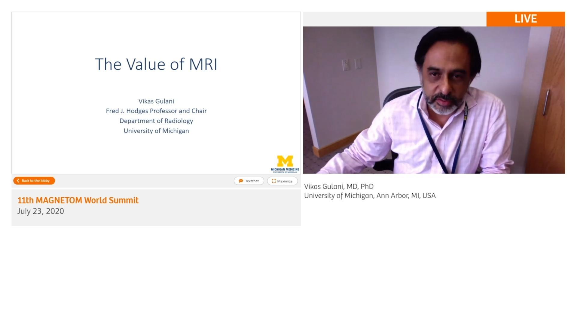 Preview Clinical Talk Vikas Gulani