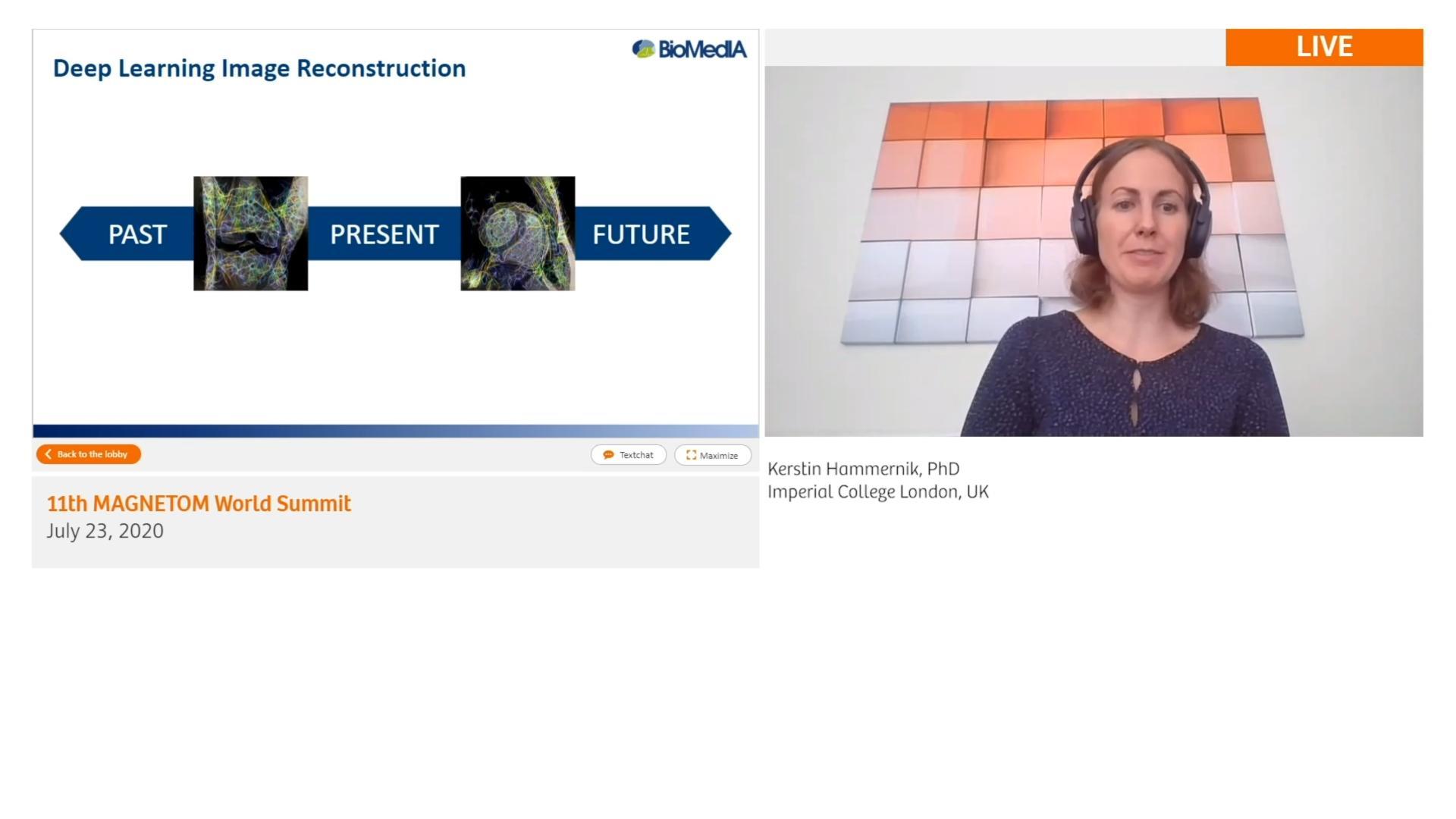 Preview Clinical Talk Kerstin Hammernik