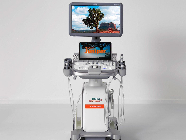Siemens Healthineers Acuson Juniper next-generation ultrasound system