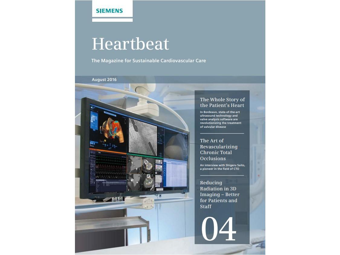 Heartbeat Magazine August 2016