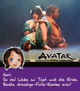 Spruchbild Avatar Nuri