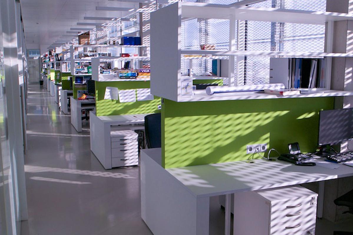 Paquet Lab Writing Area
