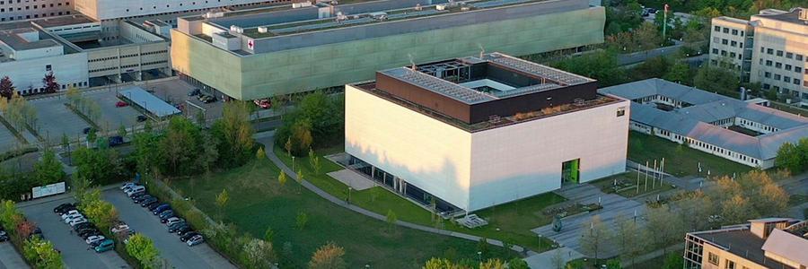 LMU Campus und CSD © LMU Klinikum
